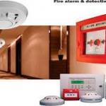 Alarme detector de fumaça