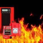 Instalação de sistema contra incêndio