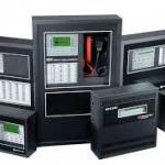 Sistema de detecção e alarme de incêndio notifier